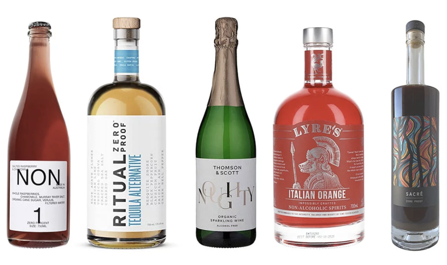 We woke up delighted to see that People Magazine, one of the biggest publications in the US, has not only run a feature on the best alcohol-free drinks to try this festive season, but that we are first on the list!