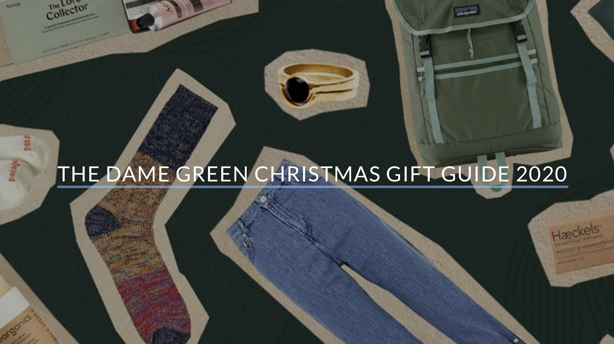 Dame, the ethical period product company, has created its own Christmas Gift Guide - and Noughty is on it!
