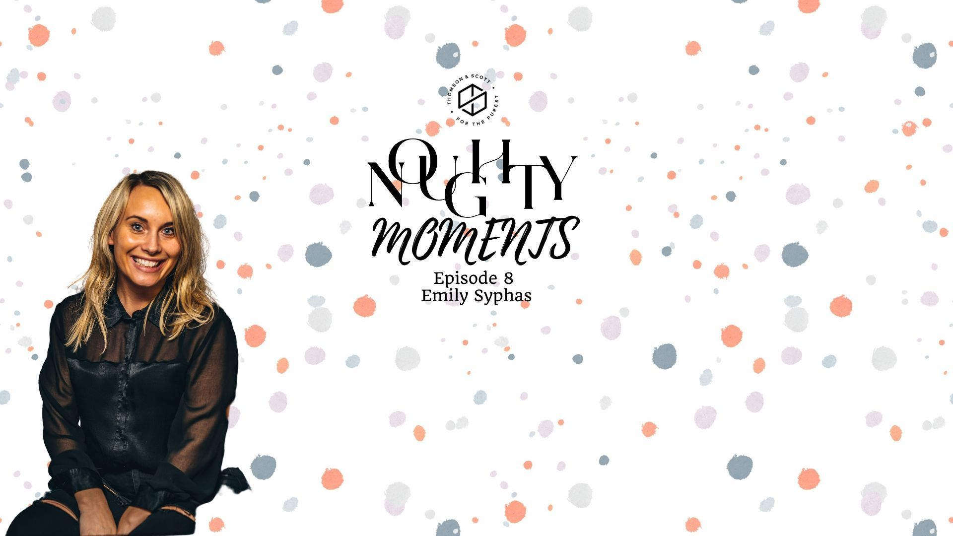 This week for Noughty Moments Episode 8 we are joined by Emily Syphas. The out of the box decisions that went against the grain for success.