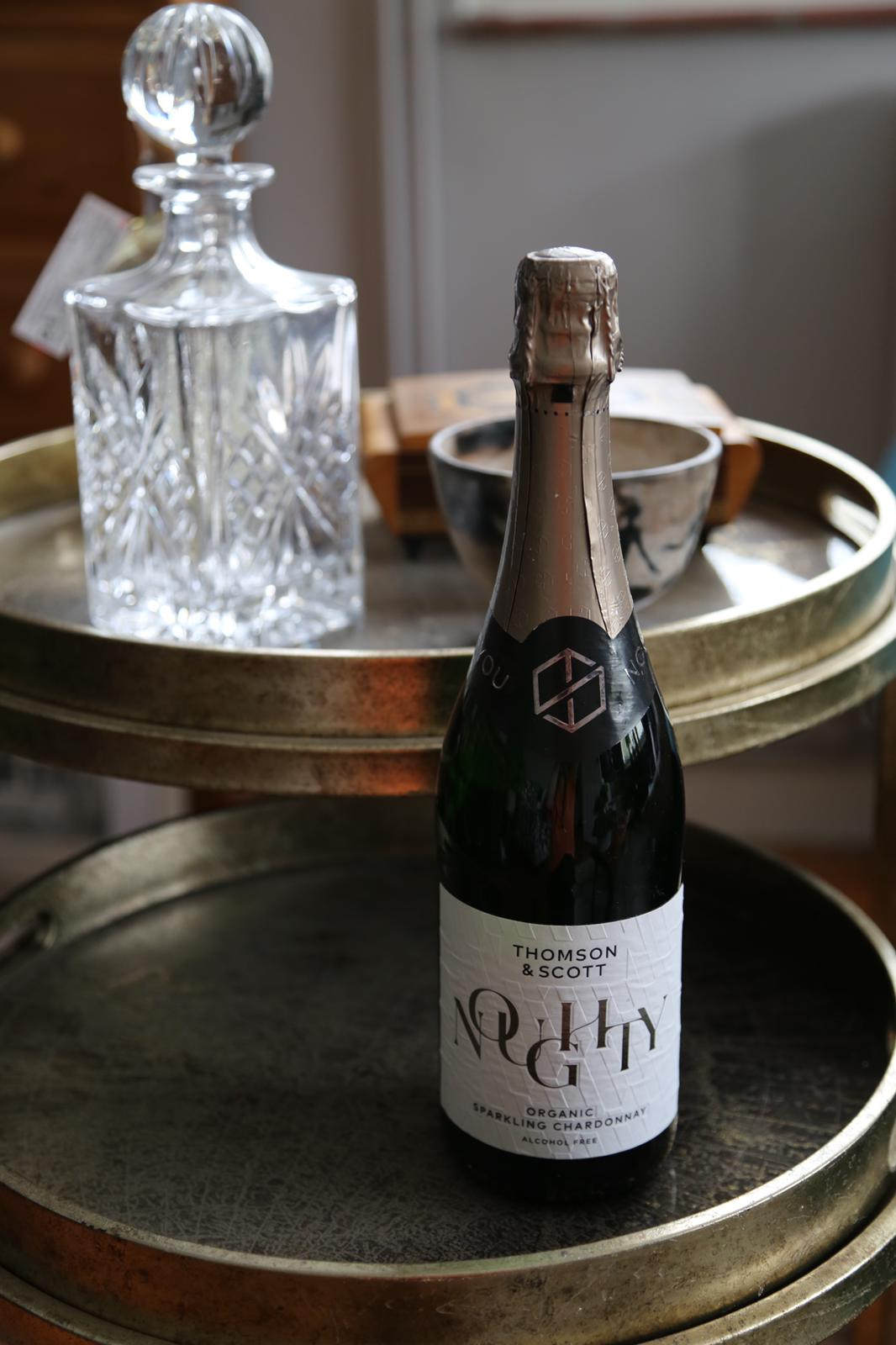 Sloan! Magazine has highlighted Noughty as its go-to sparkling non-alcoholic in this month's edition.