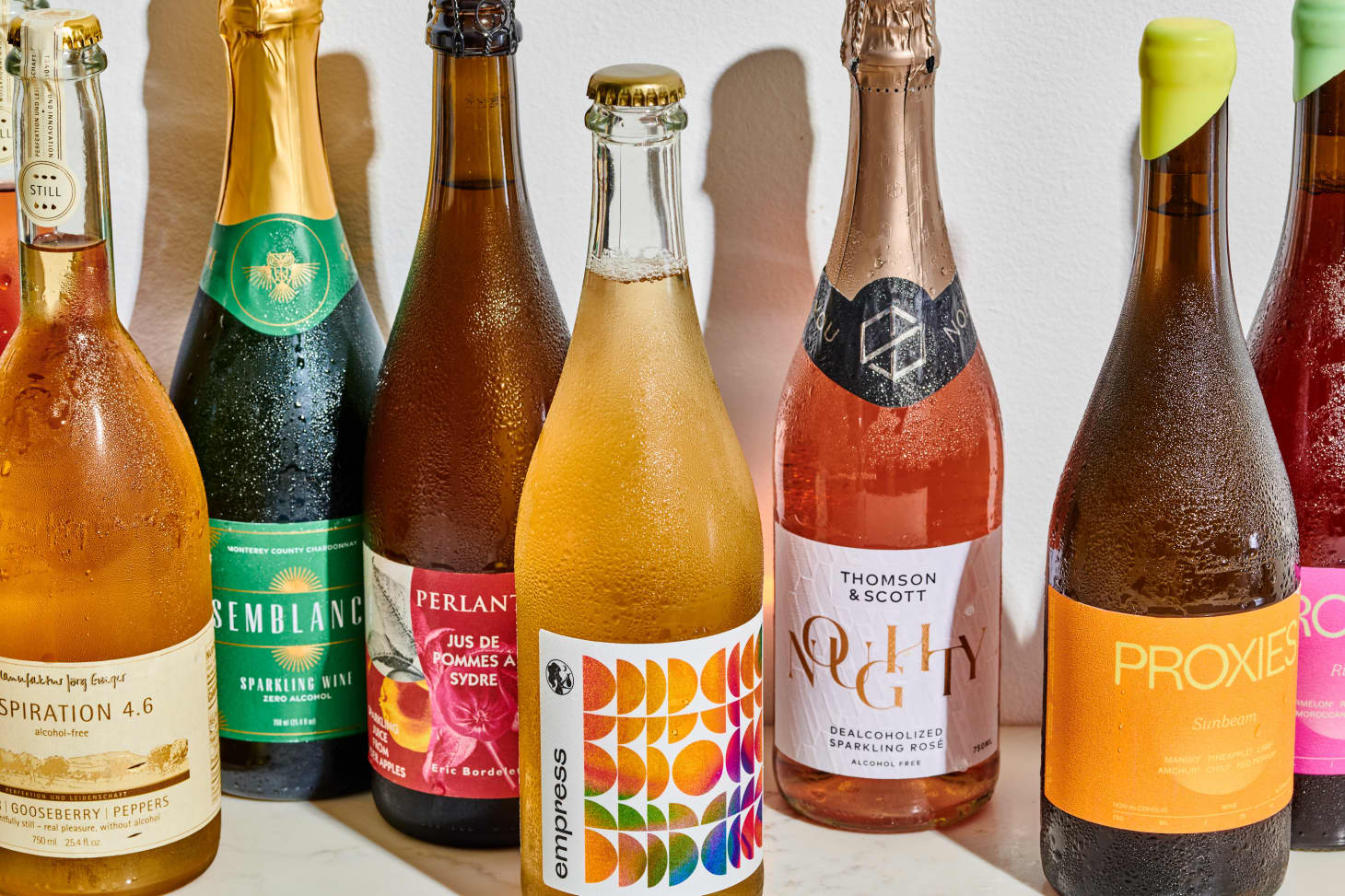 US Megasite The Kitchn has reviewed the best in new alcohol-free options for discerning drinkers and has included Noughty as a 'favorite'...