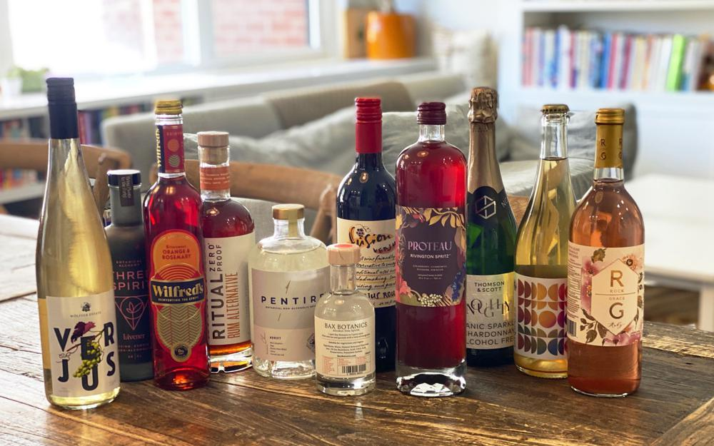 Associated Press, America's biggest news wire service, has today posted a news story on the options available to those wishing to seek what it describes as 'booze-free' options. Noughty, naturally, is amongst its top picks and leads the list of choices available to consumers across the U.S.