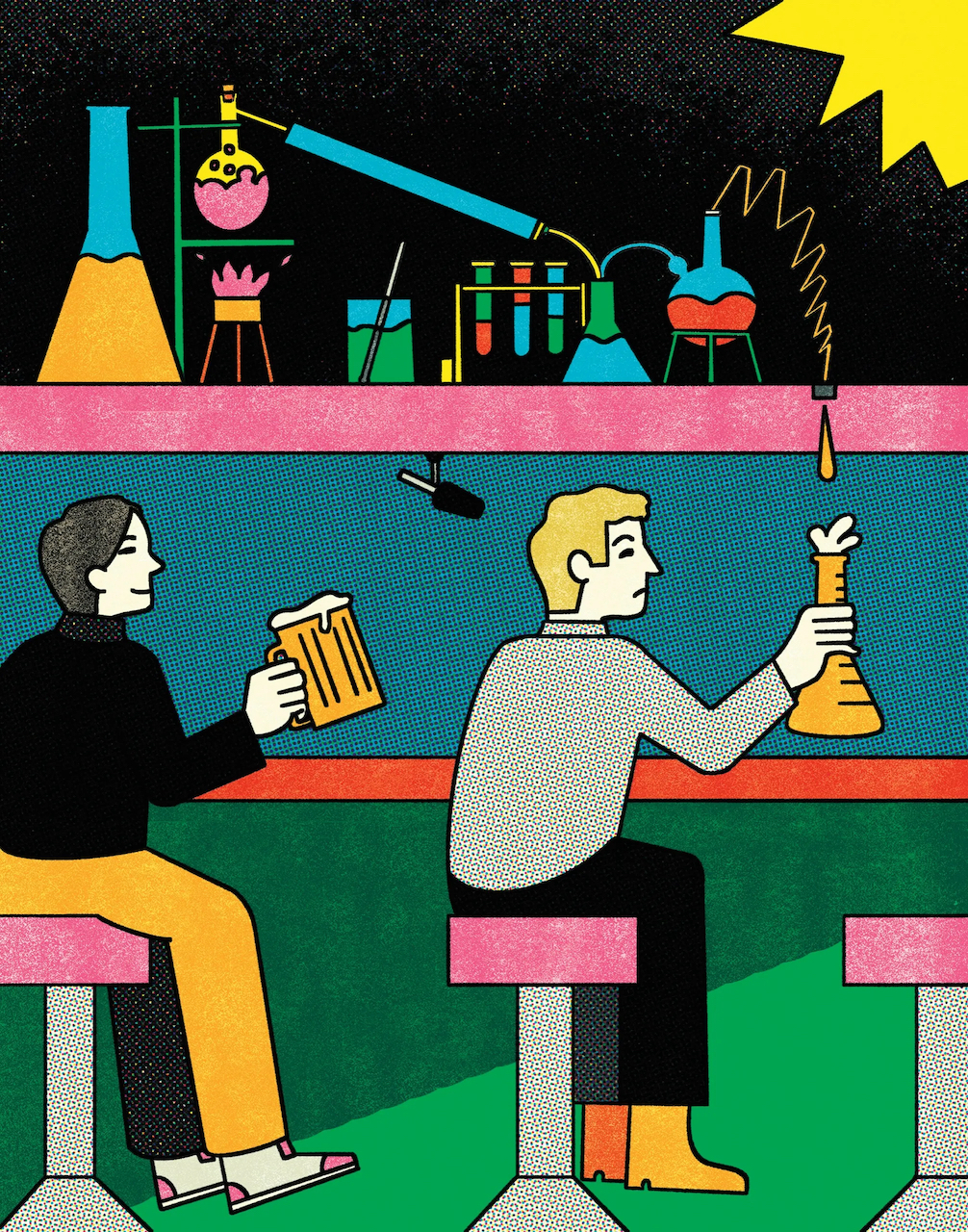 The New Yorker, one of America's most renowned and long-running magazines, mentions Noughty as part of its focus on AF drinking. Written by John Seabrook, a contributor to the magazine since 1989, the piece looks at how those who have chosen to stop drinking alcohol can navigate the increasing choice of alcohol-free beer, wine and spirits on offer.