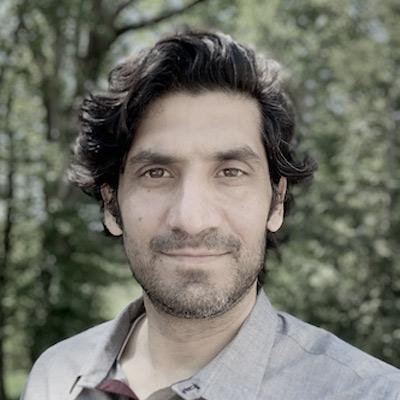 Portrait of Mohsin Quamar, VP of Product, HamsaPay Inc.