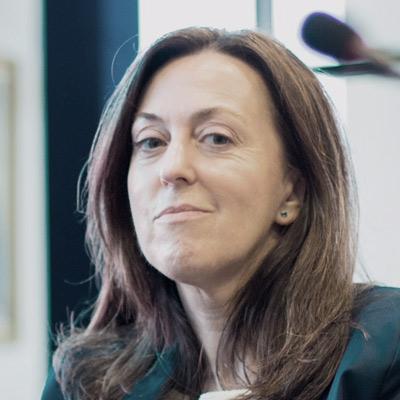 Portrait of Miren Aparicio