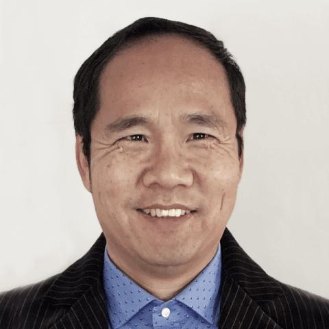 Portrait of Hubert Wu, CTO of HamsaPay Inc.