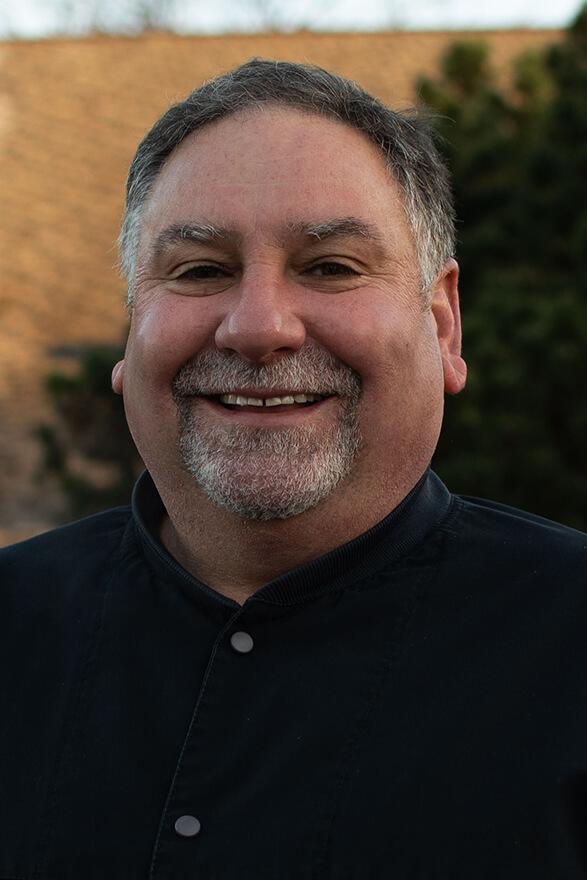 Dr. Erhardt, a dentist at Hixson Dental in Marysville, WA