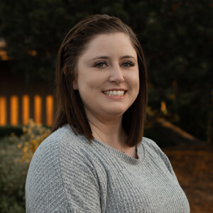 Brittany, a front office assistant at Hixson Dental in Marysville, WA