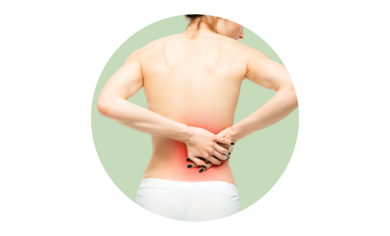 What's causing my back pain
