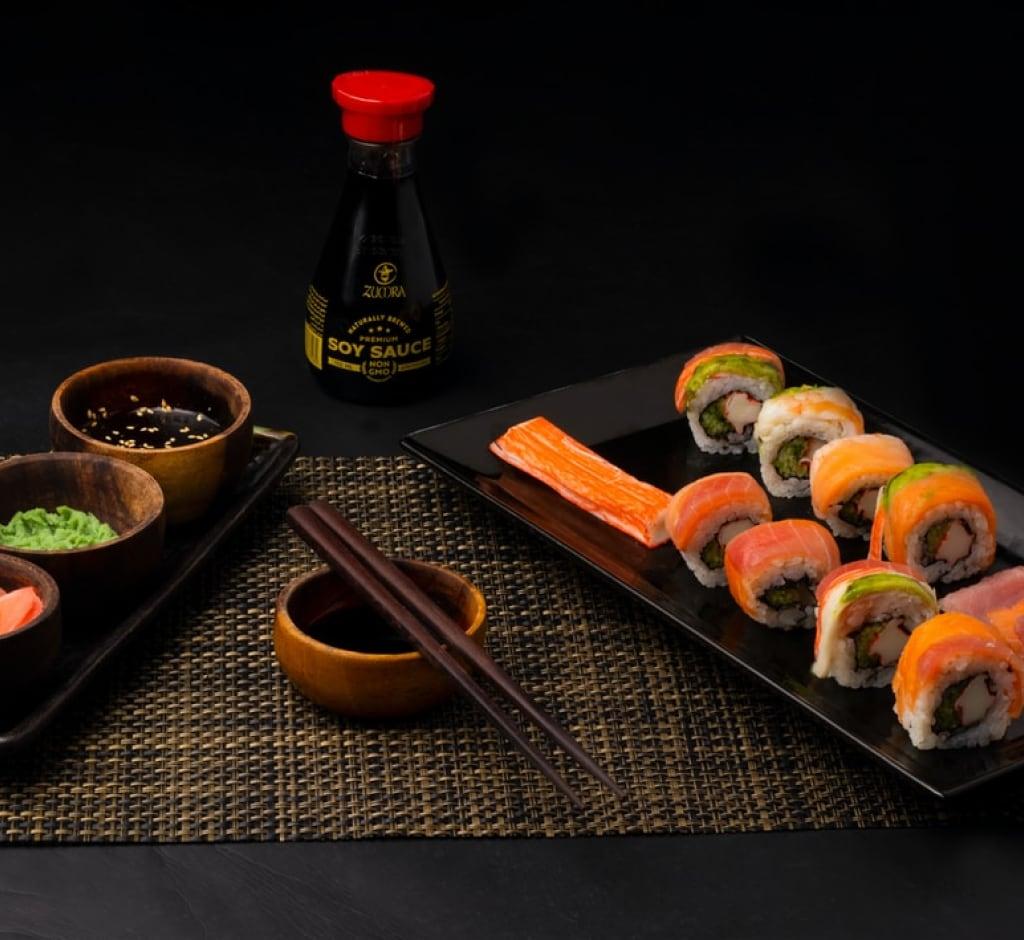 Sushi rice 3