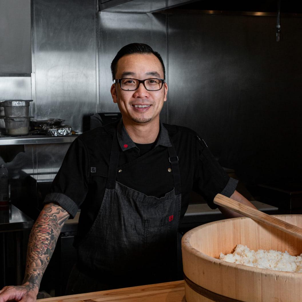 Chef Billy Ngo