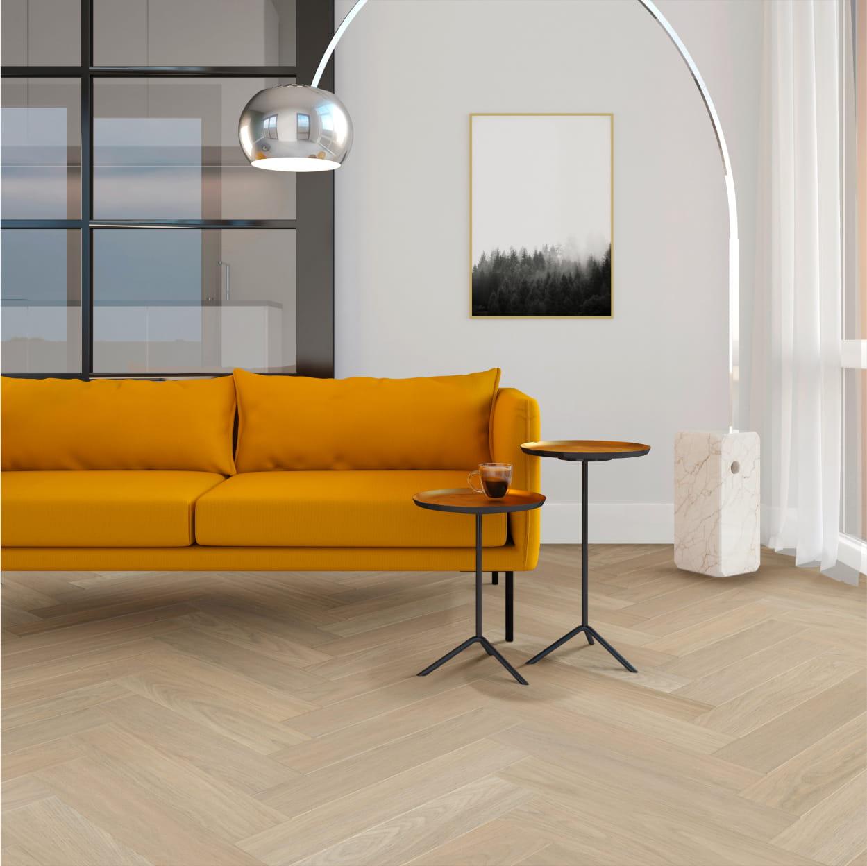 visgraat vloer voor uw woonkamer
