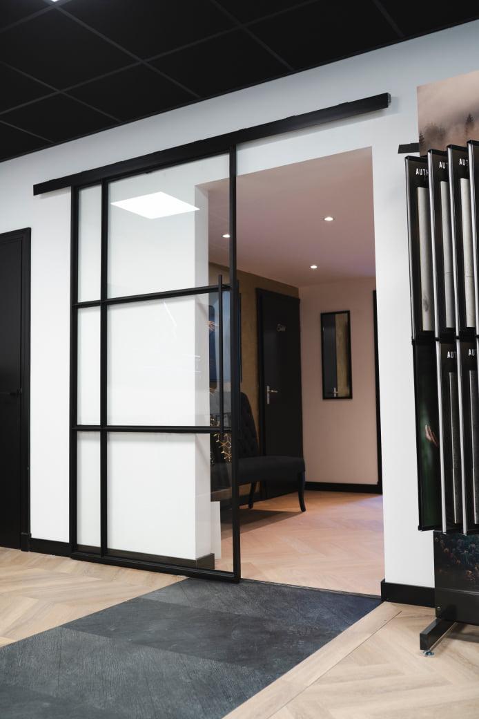 Stalen deur showroom topstalendeur.nl