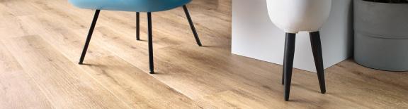 Afbeelding van PVC dryback vloer