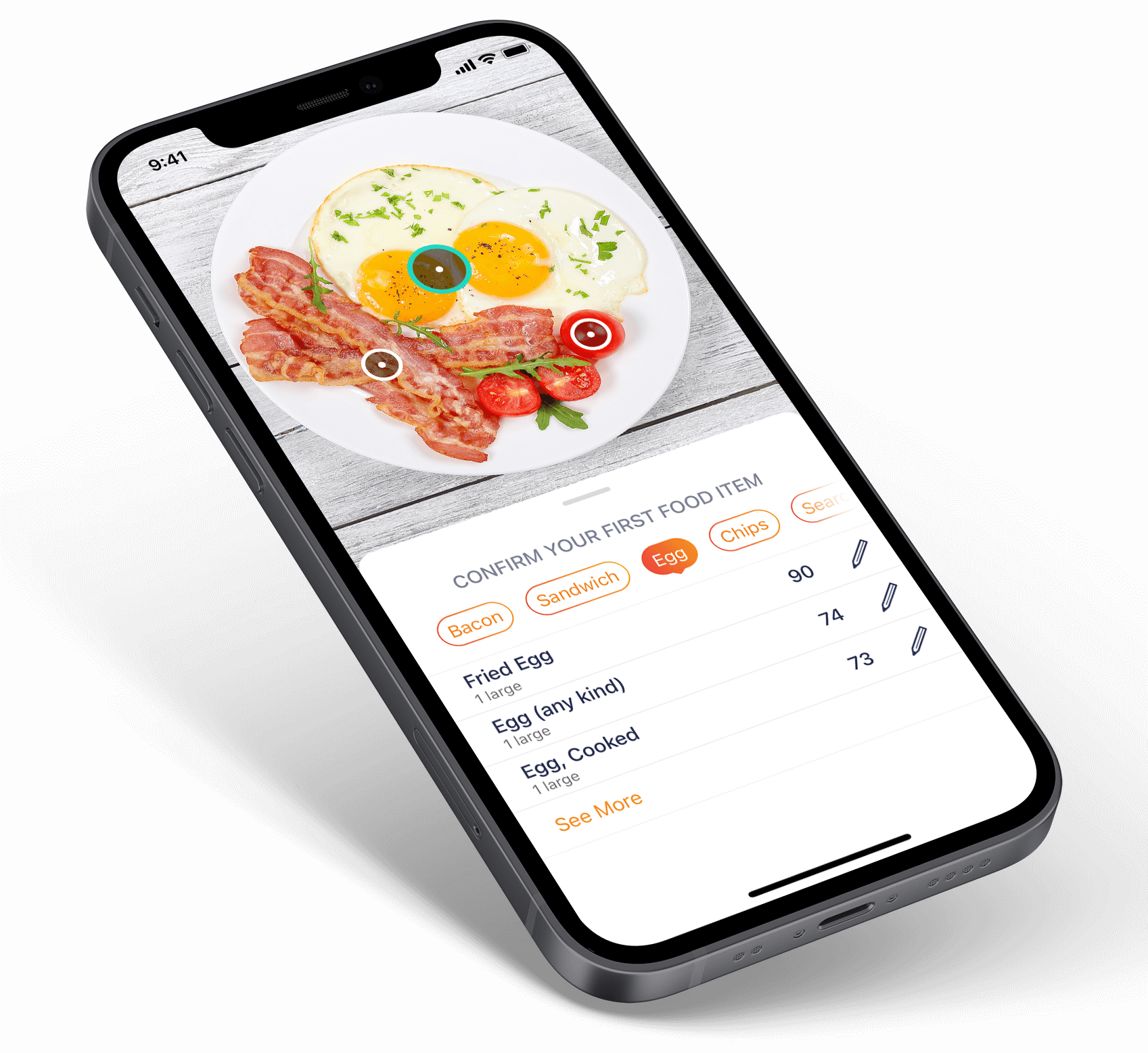 calorie mama app