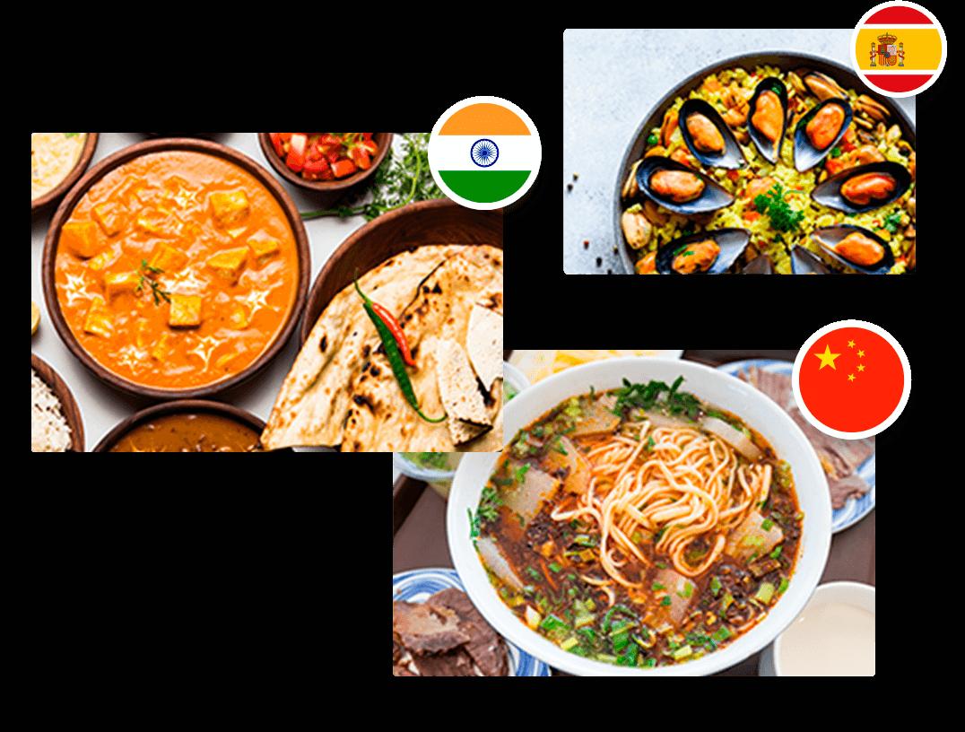 global food database
