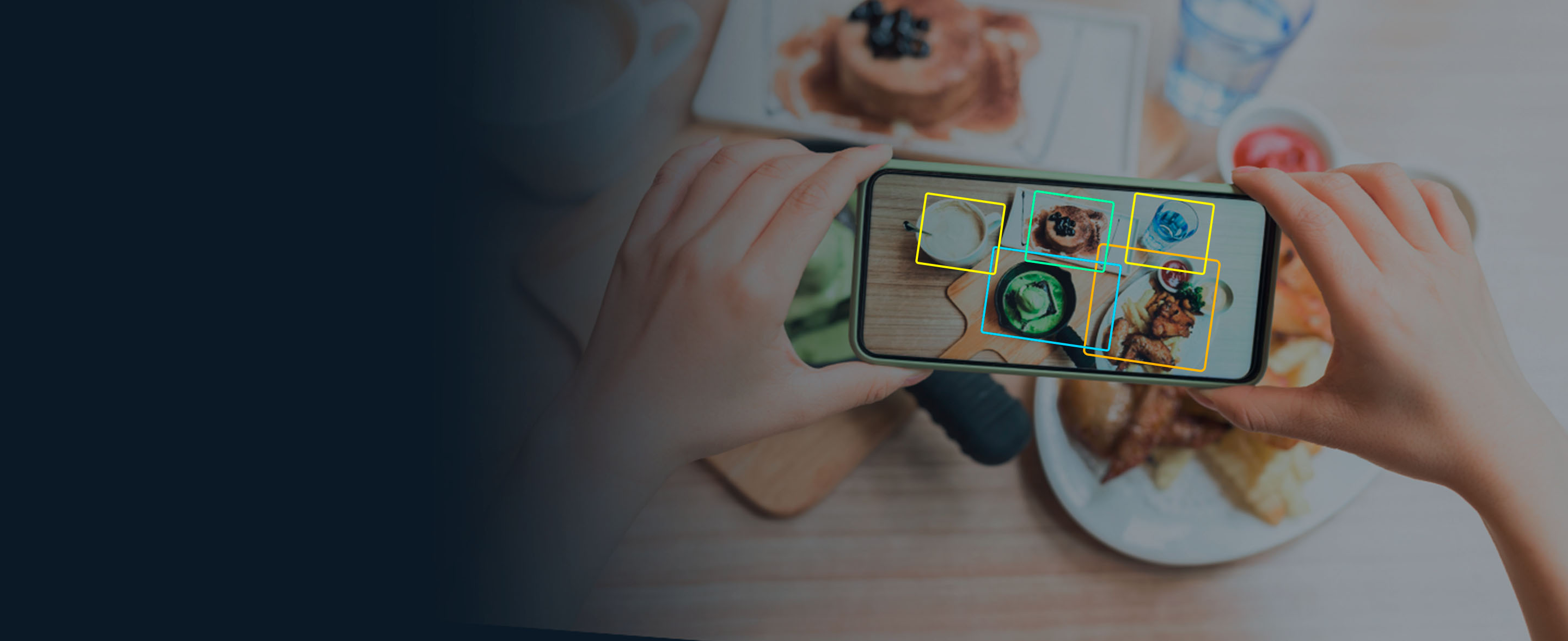 AI solution for food recognition