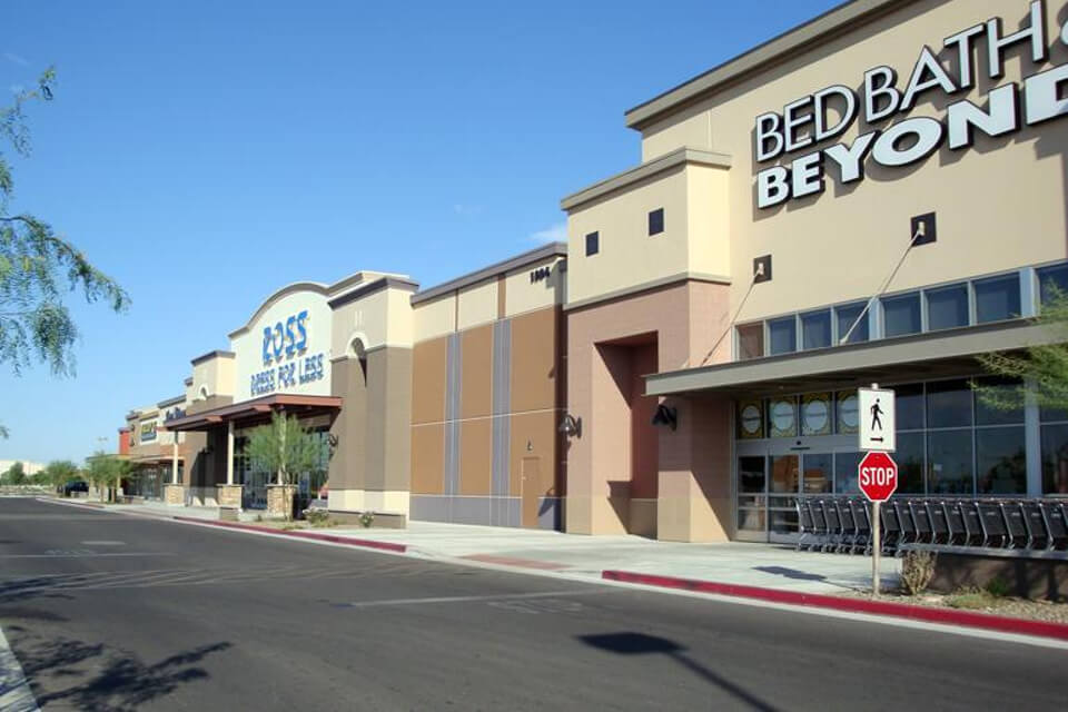 Retail electrical services