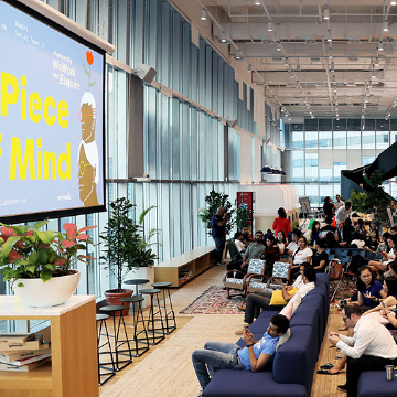 What went down at the Esquire Singapore 'World Mental Health Day'