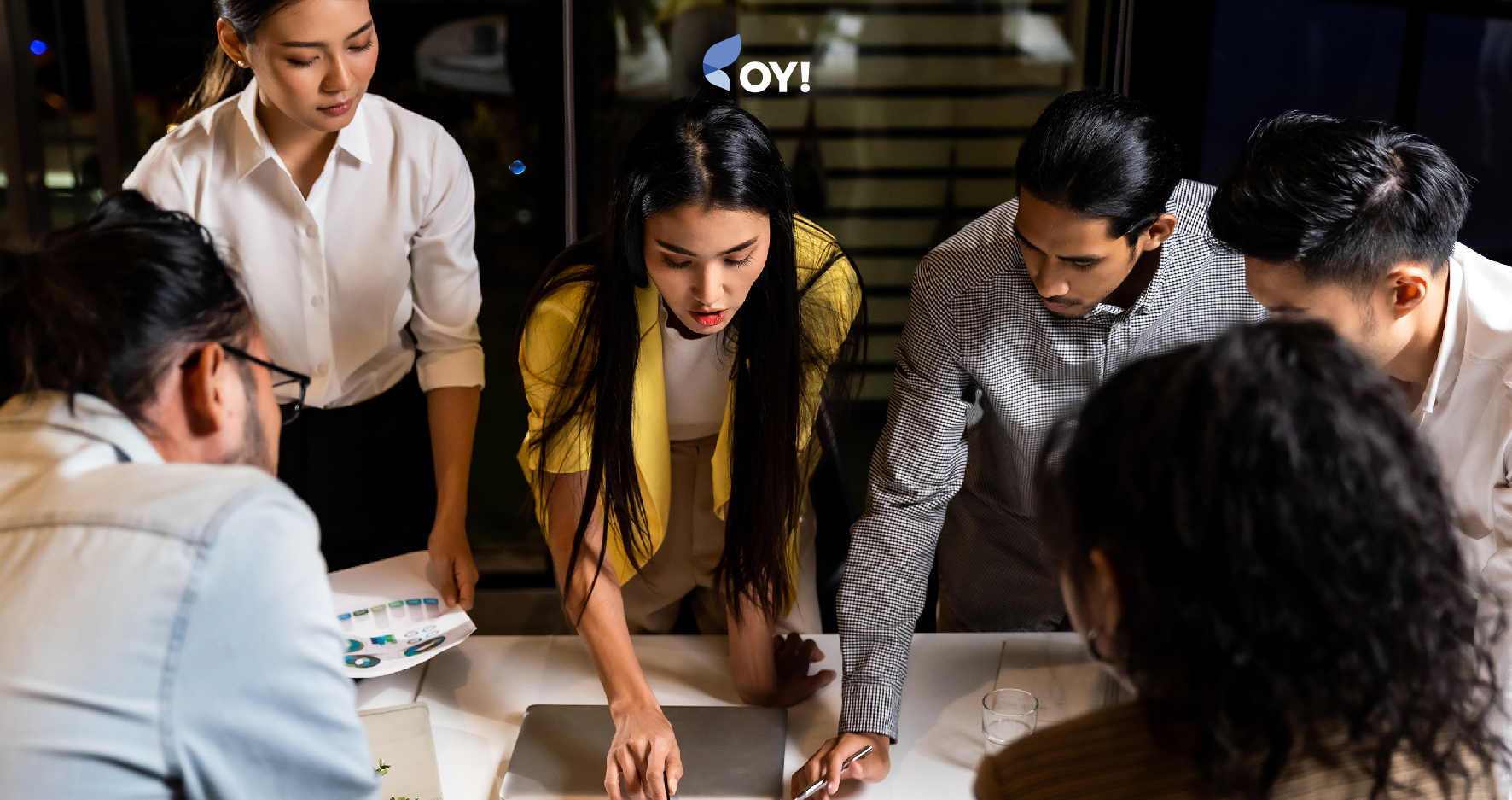 OY! Bisnis Receive Payments Securely