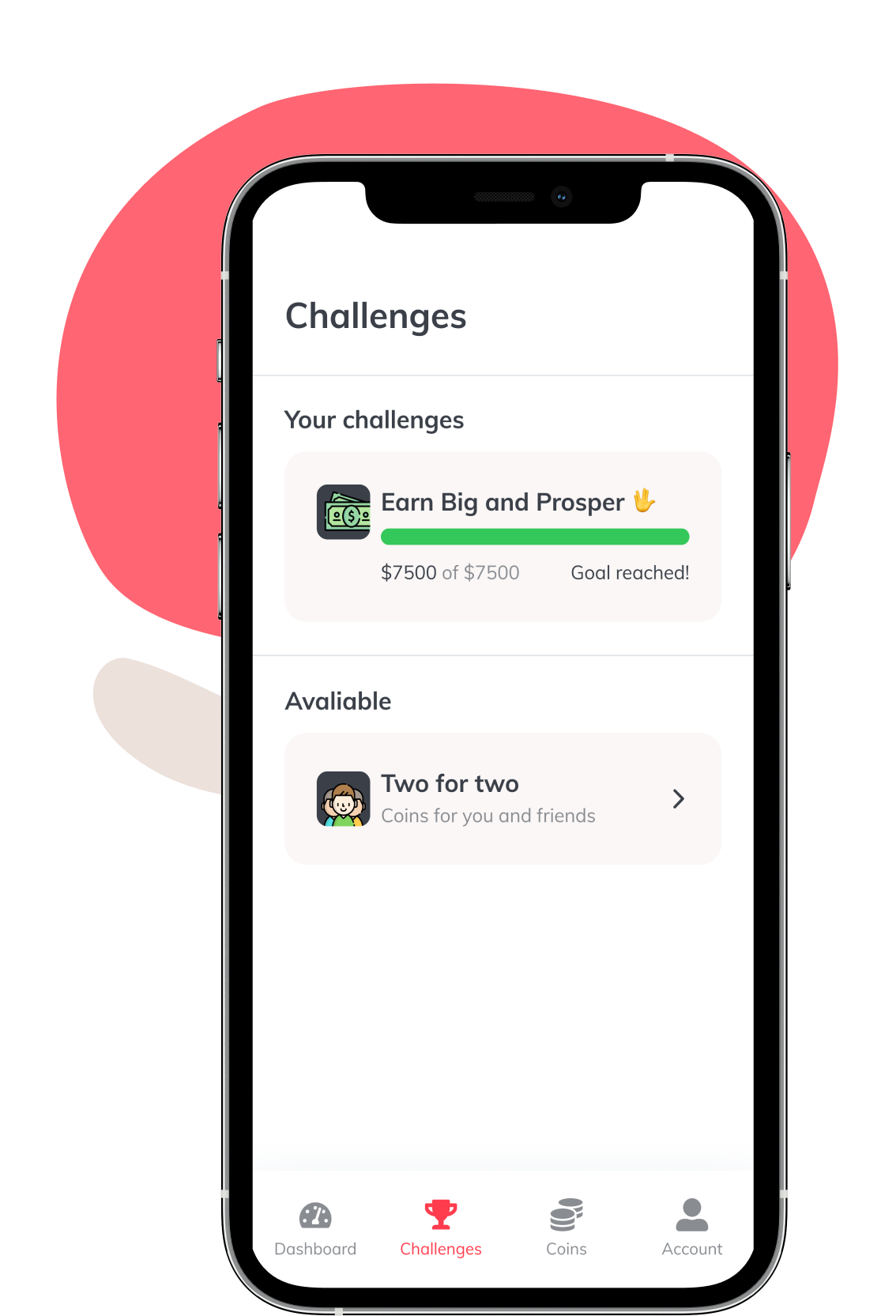 Appjobs Work app - Join challenges to collect coins