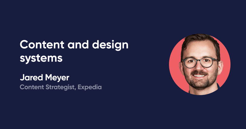 Content and design systems