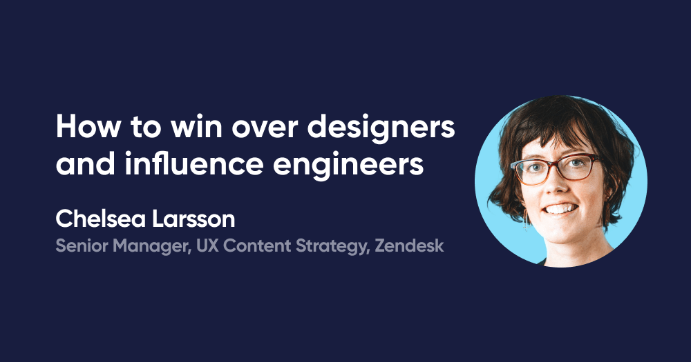 How to win over designers and influence engineers