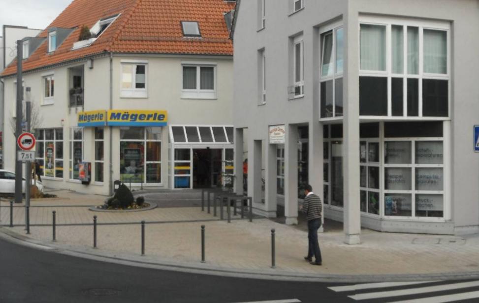 Neugestaltung der Leonberger Straße Rutesheim