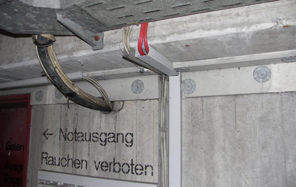 Schadstofferkundung Hauptverwaltung Stadtwerke Ulm/Neu-Ulm