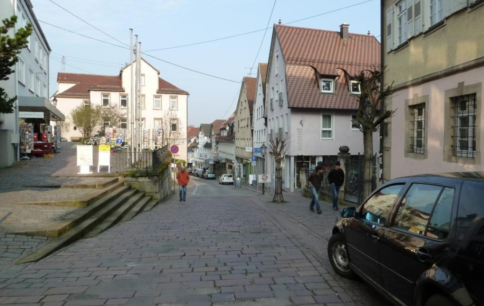 Kommunales Straßenmanagement in Nürtingen