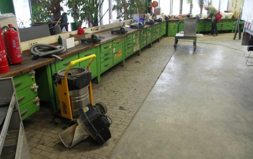 Generalsanierung Hauptverwaltung der Stadtwerke Ulm/Neu-Ulm GmbH (SWU)