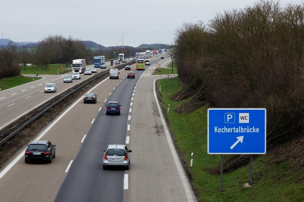 6-streifiger Ausbau der A6, Abschnitt 4 Kupferzell - Illshofen/Wolpertshausen