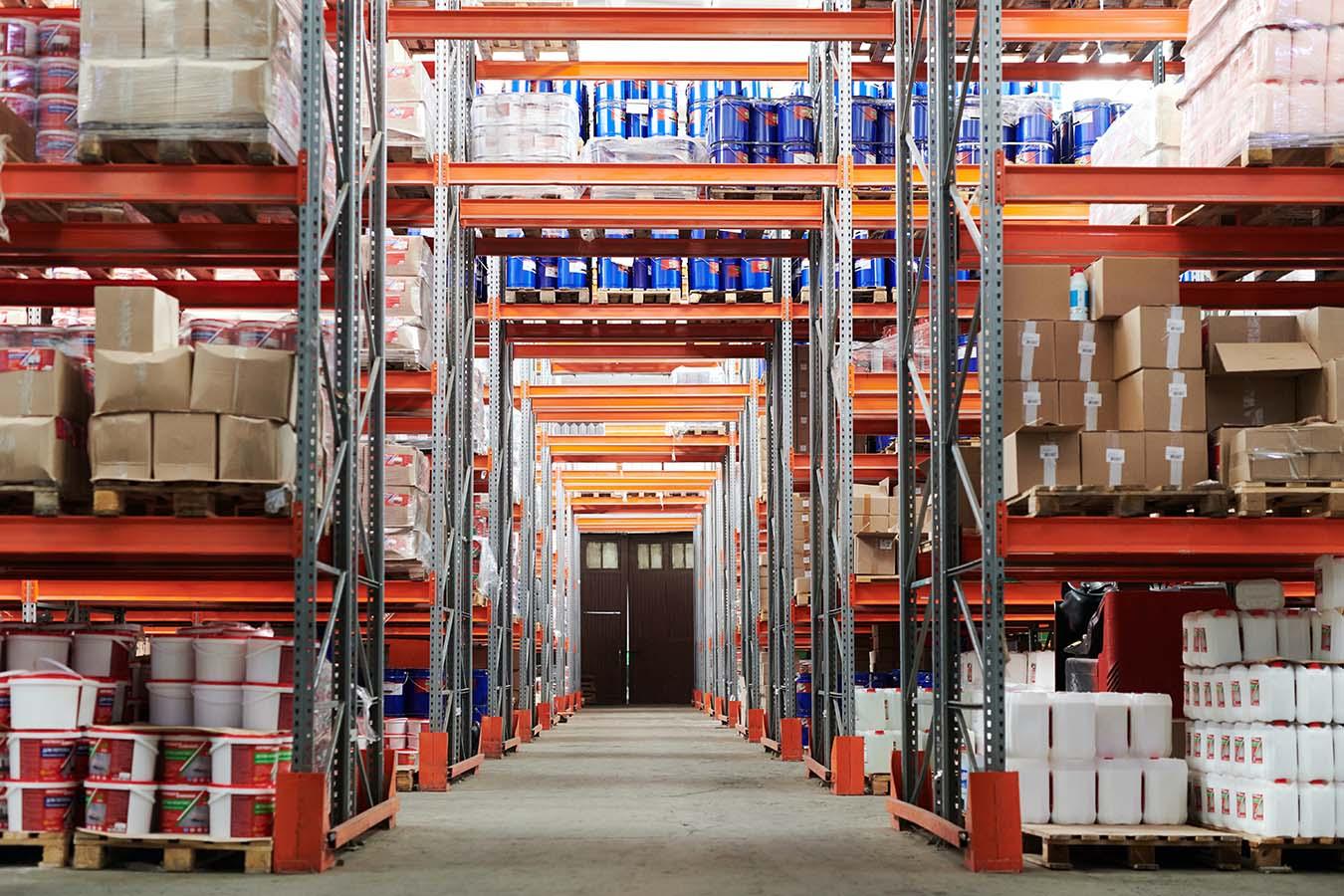 Warehouse Lead