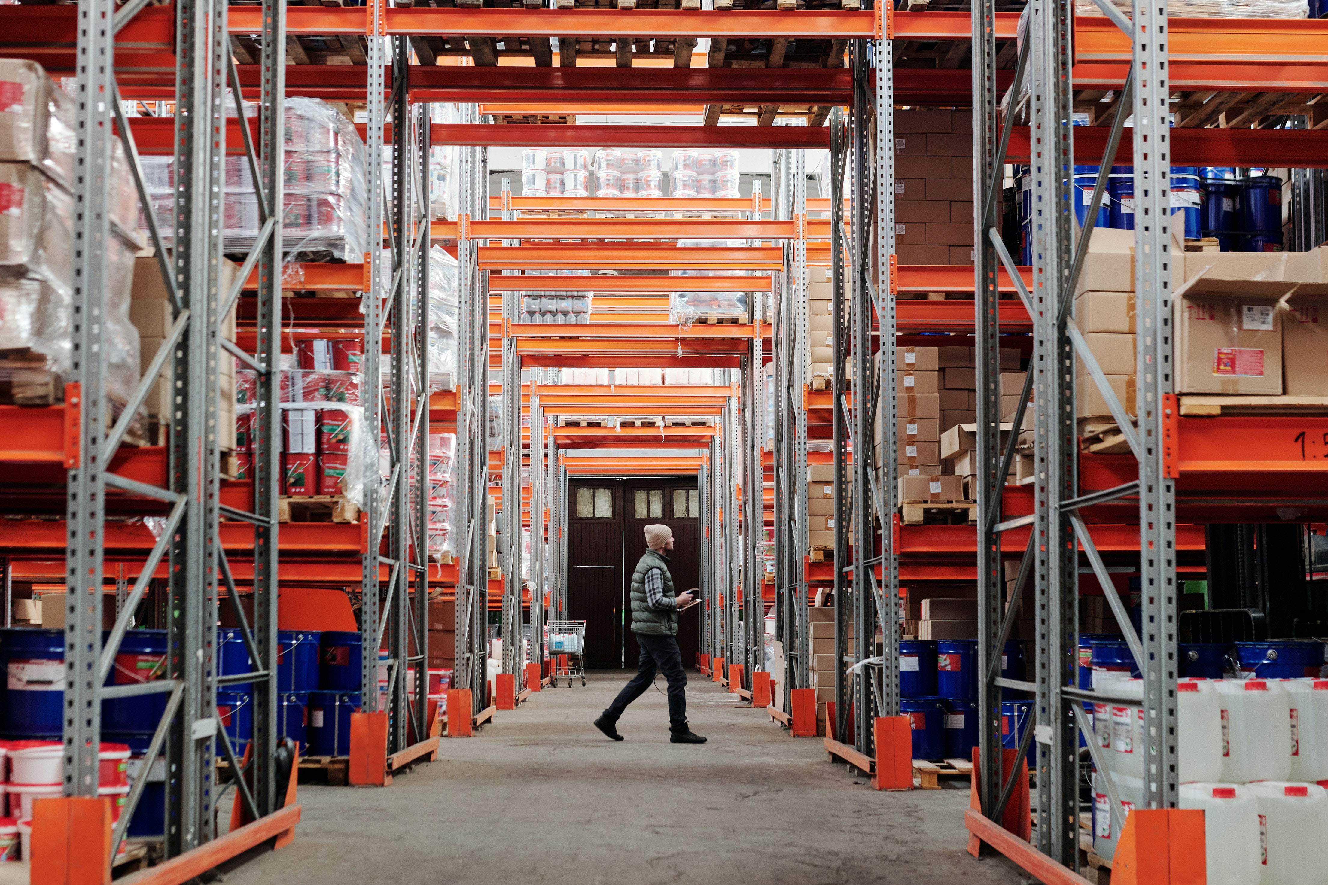 Inventory Clerk