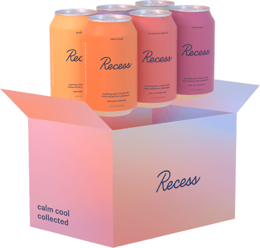 image of the Recess sampler pack