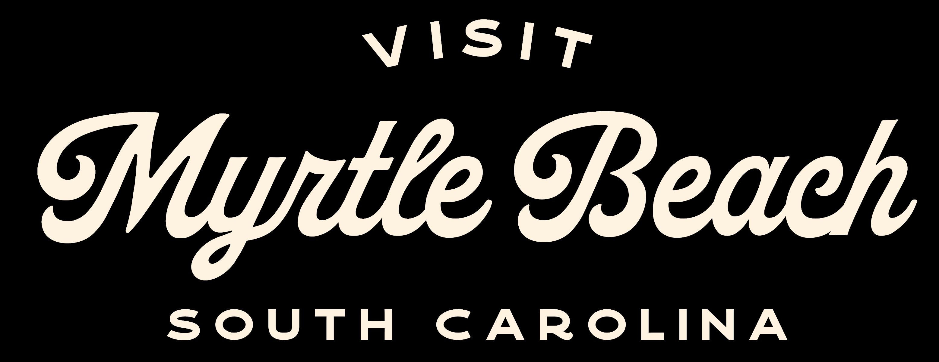 Visit Myrtle Beach South Carolina Logo