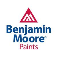Benjamin Moore Paints.