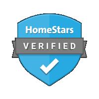 HomeStars verified.