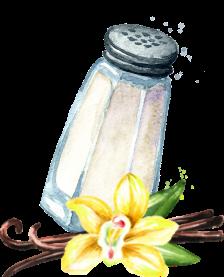 Salted Vanilla