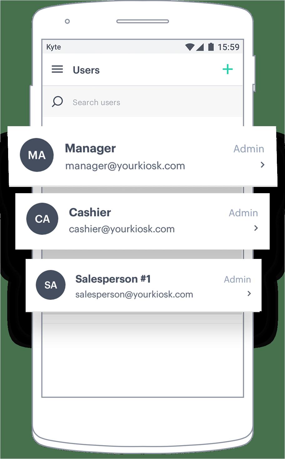 Multi-user System