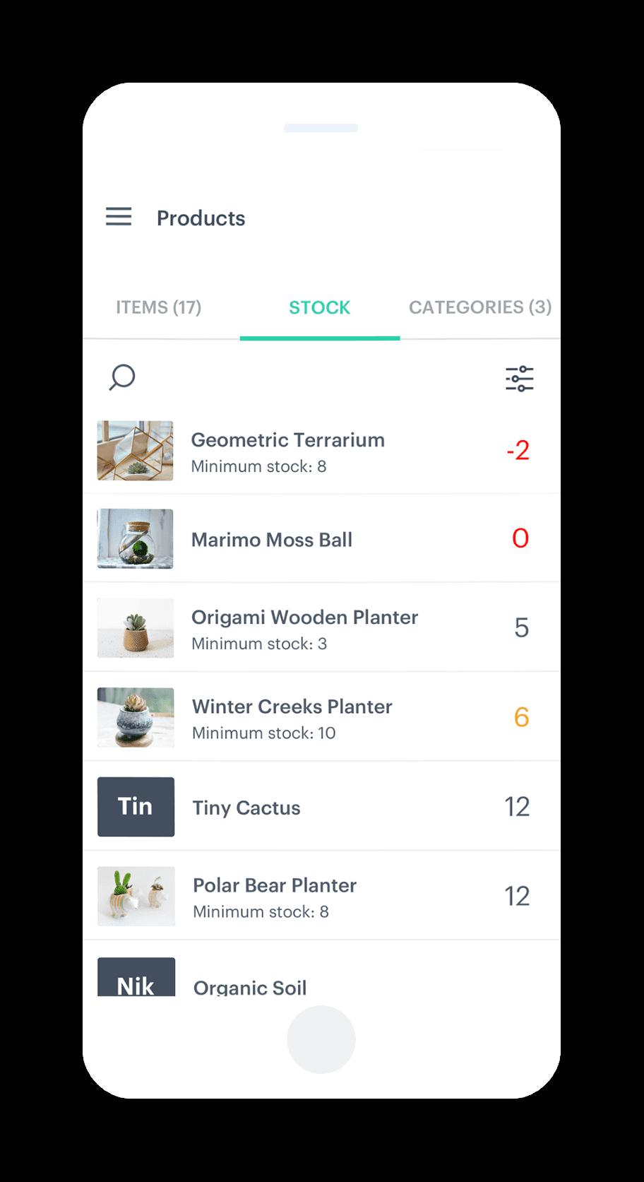 inventory management app