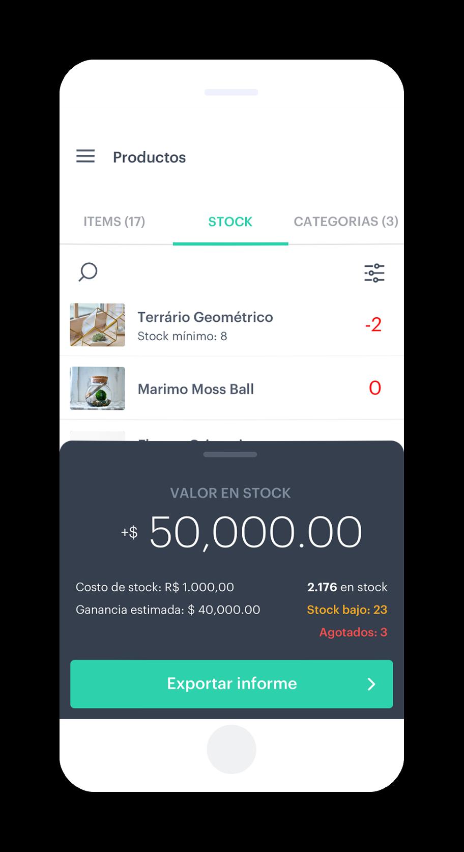 gestión de stock, clientes y ventas