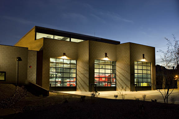 Paradise Valley Fire Station No. 2