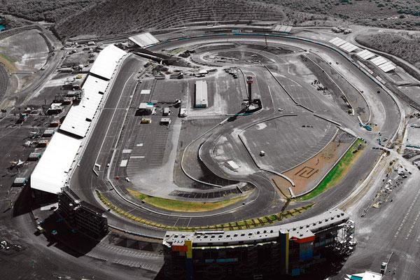 Phoenix International Raceway Turn 2 Suite Additions & Renovations