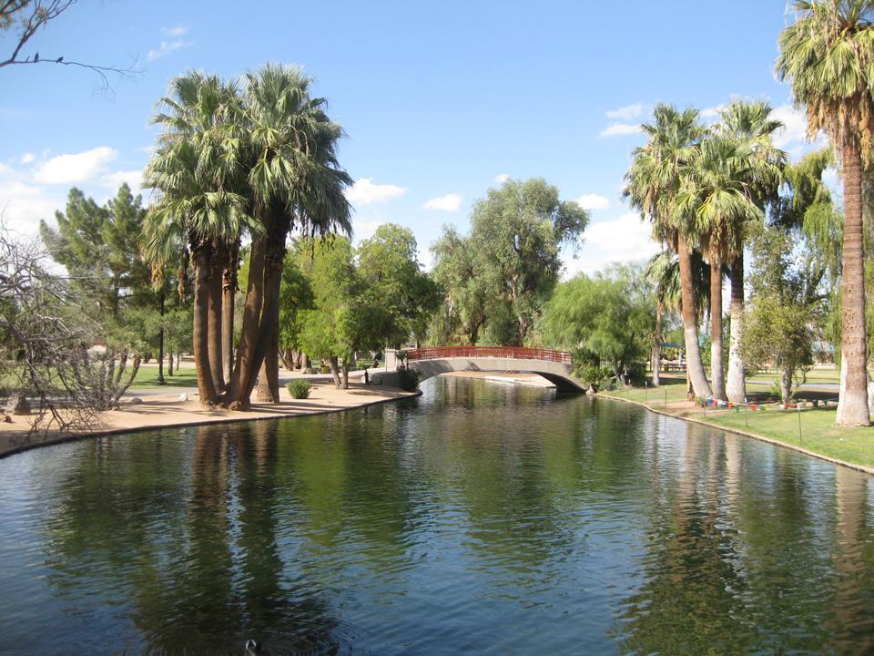 Park Lighting - Phoenix, Arizona