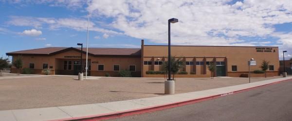 Maricopa Wells Middle School Improvements