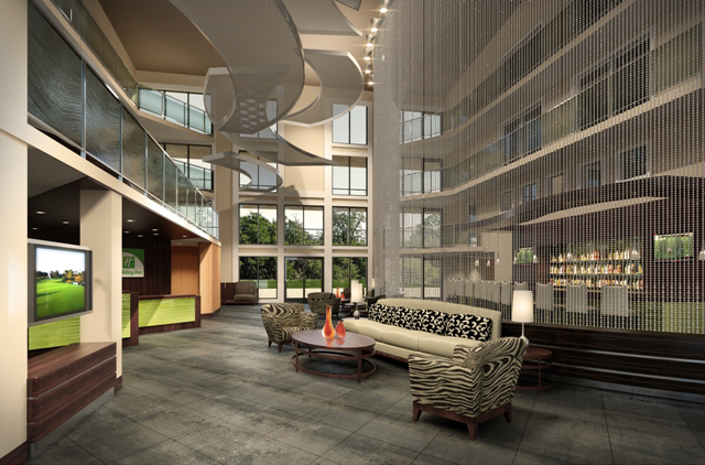 Holiday Inn Conversion Project