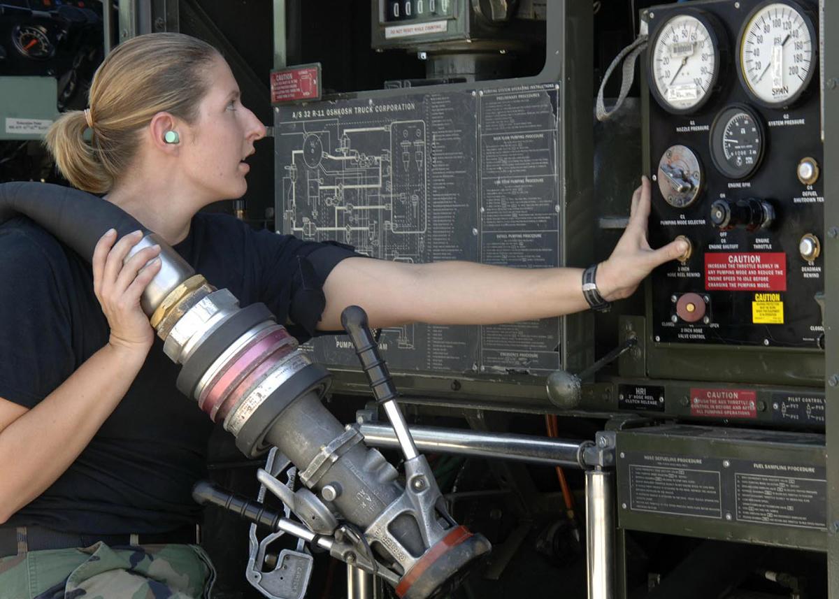 Fueling System Upgrades - Davis-Monthan AFB
