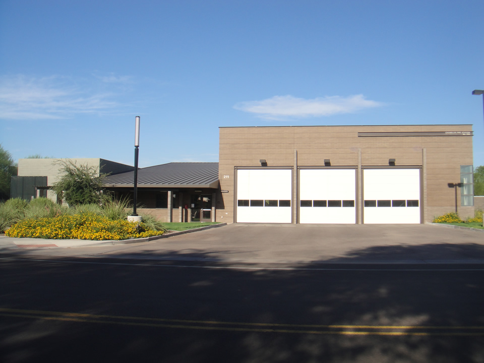 City of Chandler Westside Community Services Facility (Fire & Police Stations)