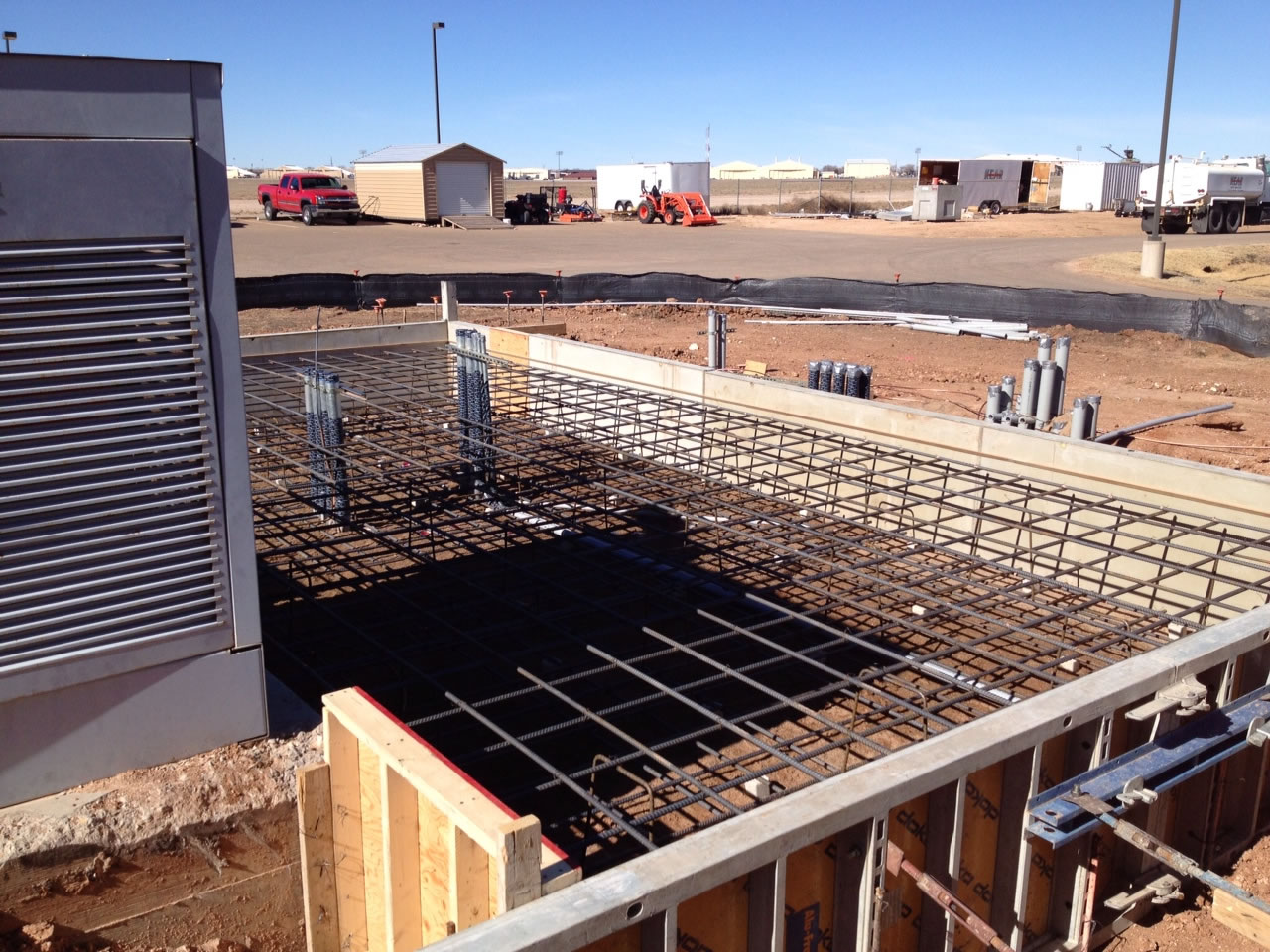 ADAL WWTP Improvements - Cannon AFB
